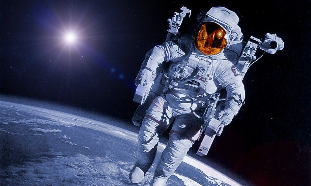 astronaut dying in space - photo #7