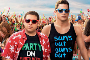 Movie Review: 22 Jump Street
