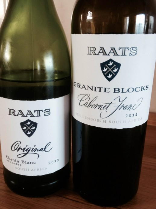 The wines at Raats prove that focusing on just two varietals produces spectacular quality