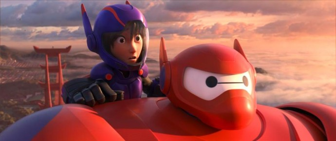 Big Hero 6 - Hiro and Baymax